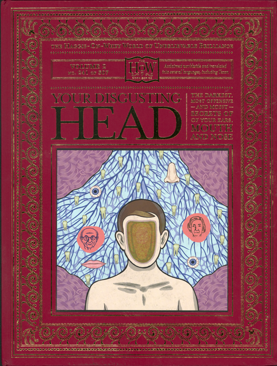 "Cover  ""Your Disgusting Head""   2004"