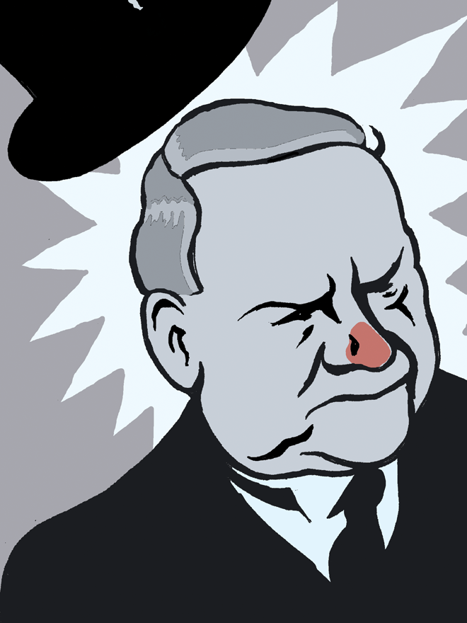 W.C. Fields  The New Yorker,  2010