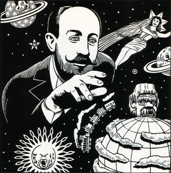 Georges Melies  The New Yorker,  2000