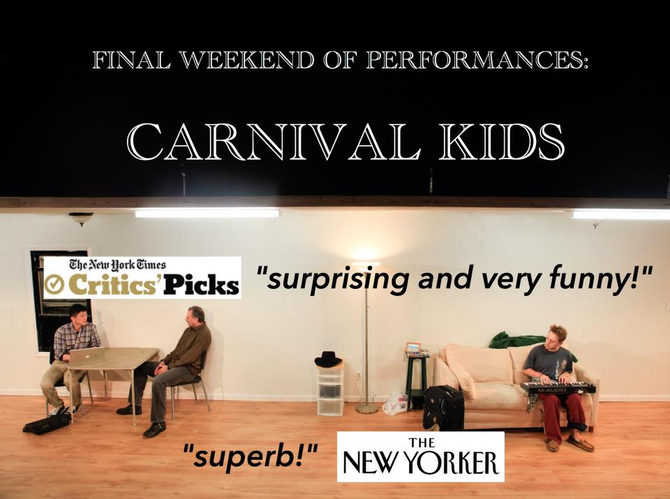 Reviews for Carnival Kids!