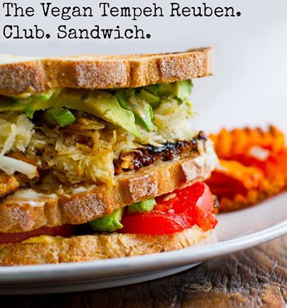 http://kblog.lunchboxbunch.com/2013/04/tempeh-reuban-club-sandwich-split.html