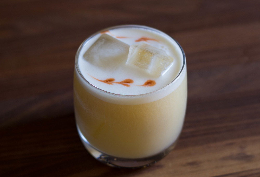 The Classic Whiskey Sour — Neighborhood Kitchen