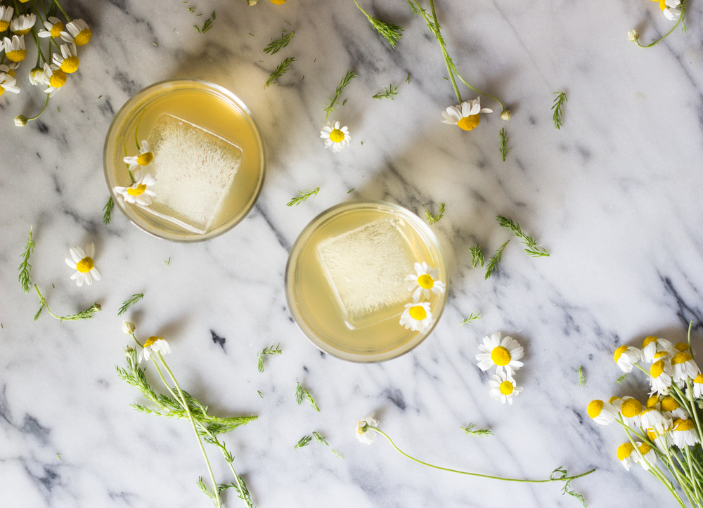 Chamomile & Honey Old Fashioned // Neighborhood Kitchen SF