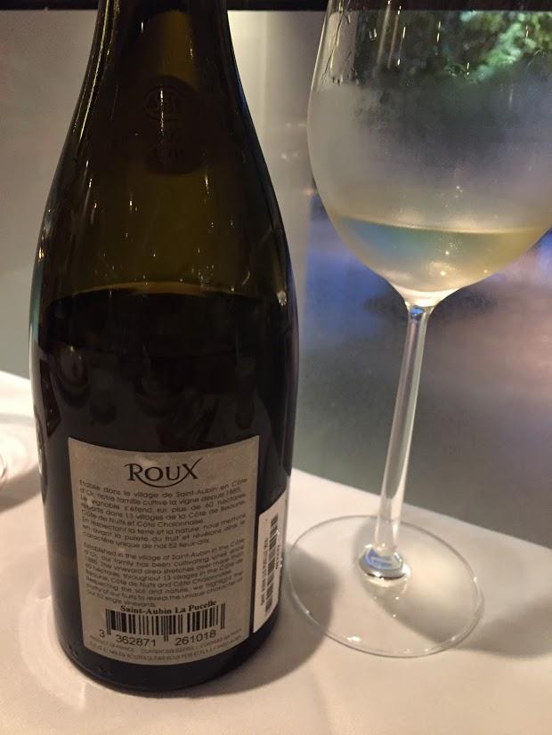 Roux Pere & Fils La Pucelle 2016 酒評 pic 2 11 Sept 2018.JPG