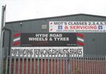 Hyde Road Tyres
