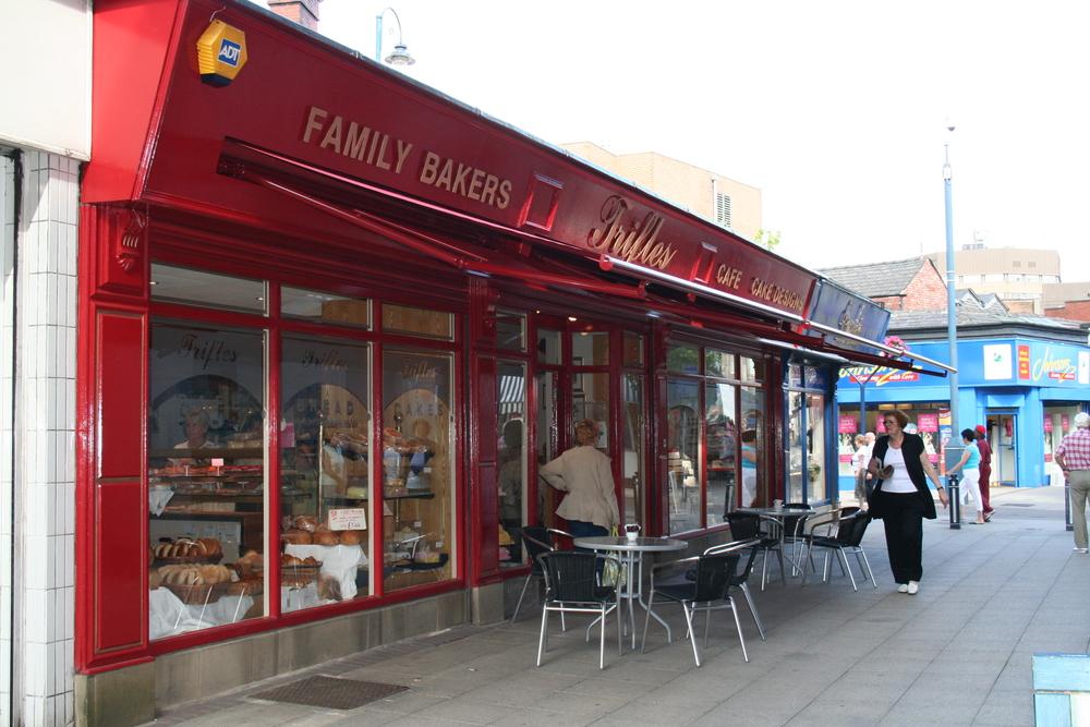 Trifles bakery