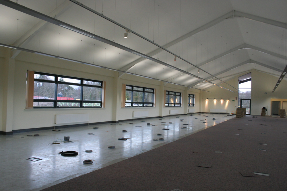 Dry lining and partitioning