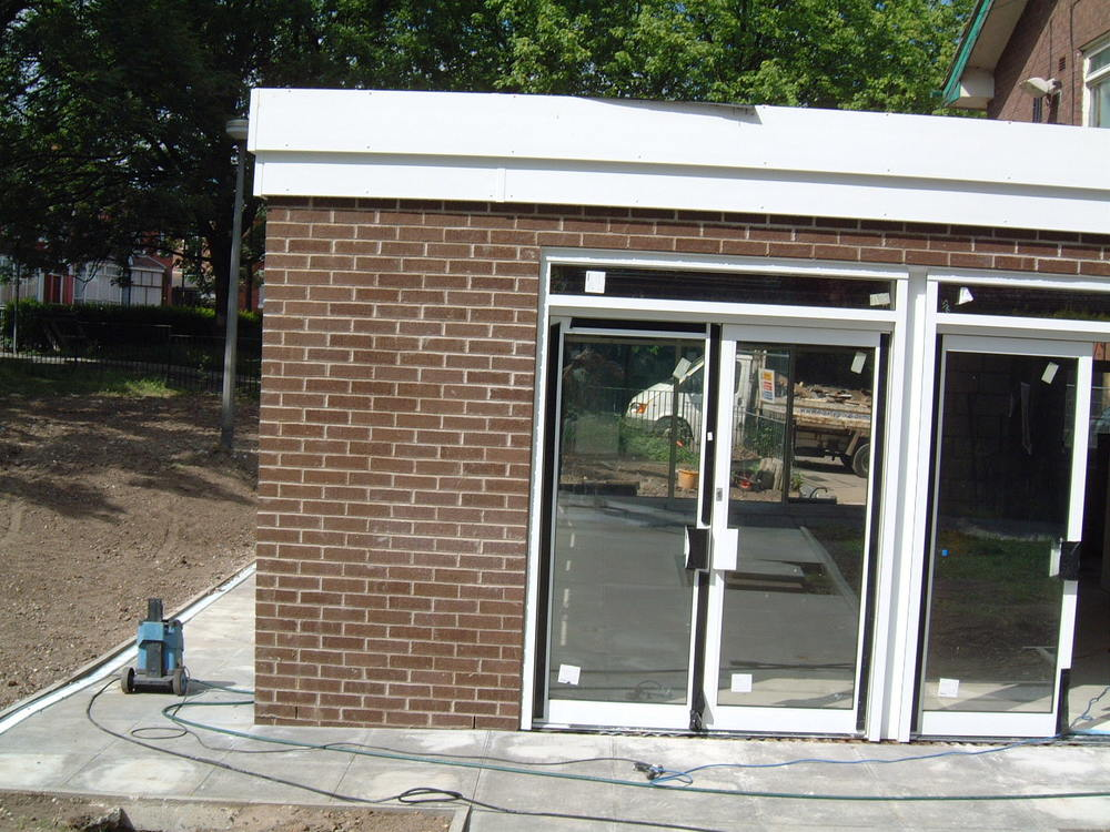 Fitting external doors