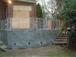 External wall construction