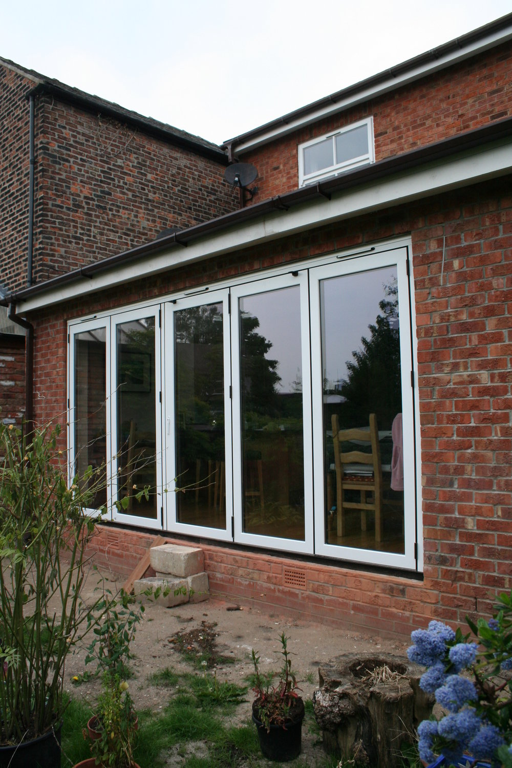 house extensions manchester