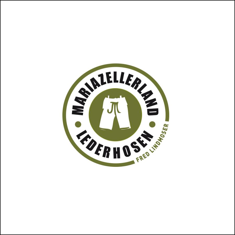 Logoentwicklung für Lederhosenkollektion- designed by gabriele