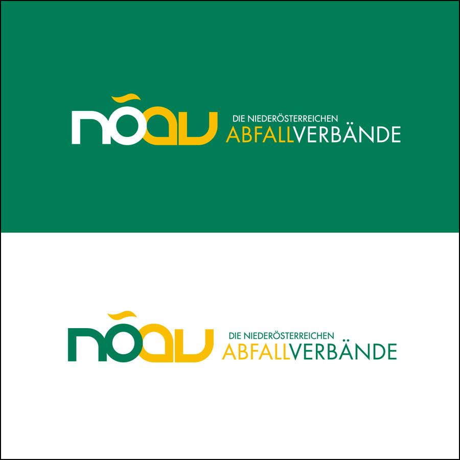 Logopräsentation für Niederösterreichische Abfallverbände- designed by harald