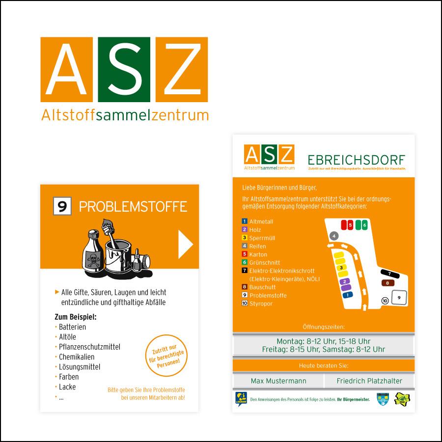 Gesamtauftritt ASZ Ebreichsdorf- designed by harald