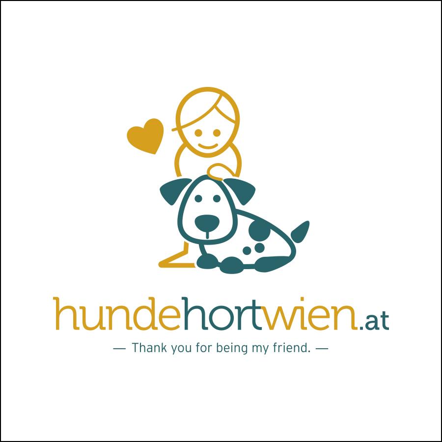 Logo für Hundetagesstätte - designed by harald