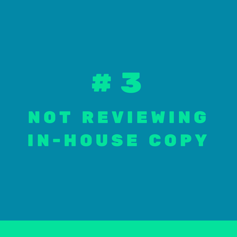 Mistake #3 when targeting international clients in real estate: not reviewing in-house copy in a foreign language