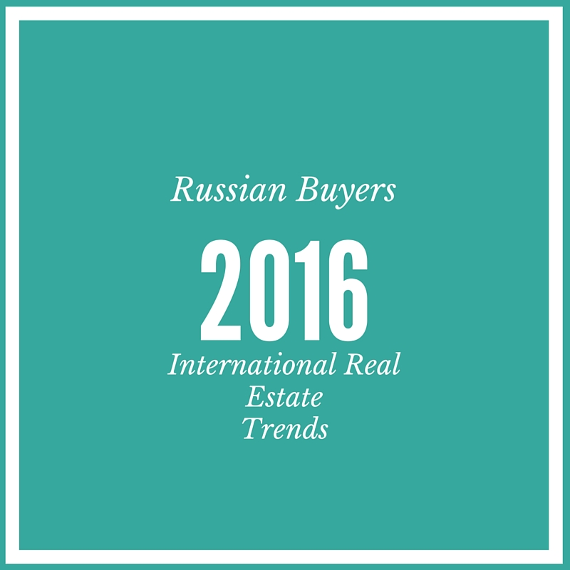 Several articles on HomesOverseas.ru discuss trends for Russian buyers of international real estate in 2016