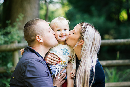 Zikking Family Lifestyle Shoot