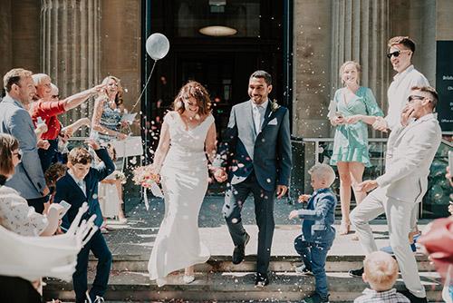 Elio & Charlie's Wedding