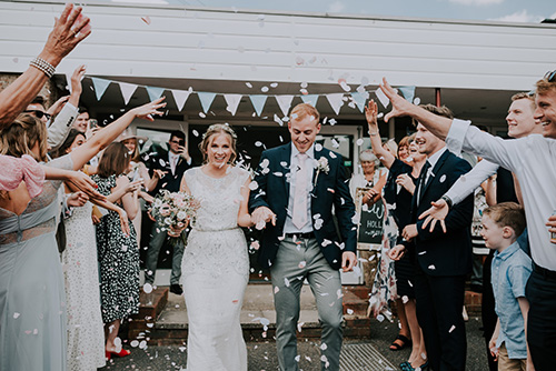 Sam & Holly's Wedding
