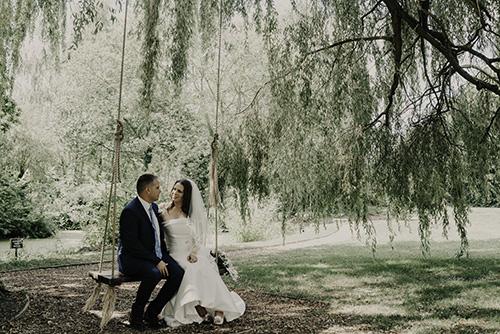 Tom & Kim's Wedding