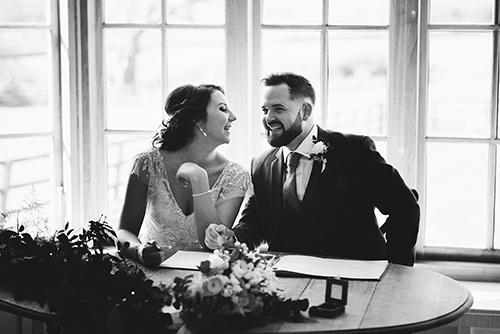 Luke & Natalie's wedding