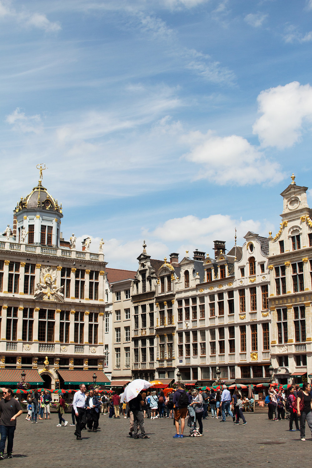 Brussels Grand Place, Belgium