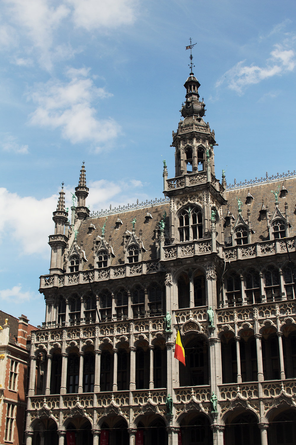 Town Hall, Grand Place, Brussels, Belgium