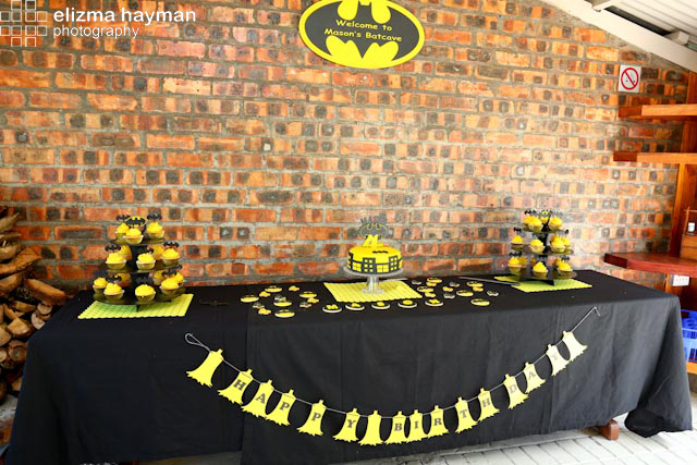 Elizma Hayman Photography Superhero Party