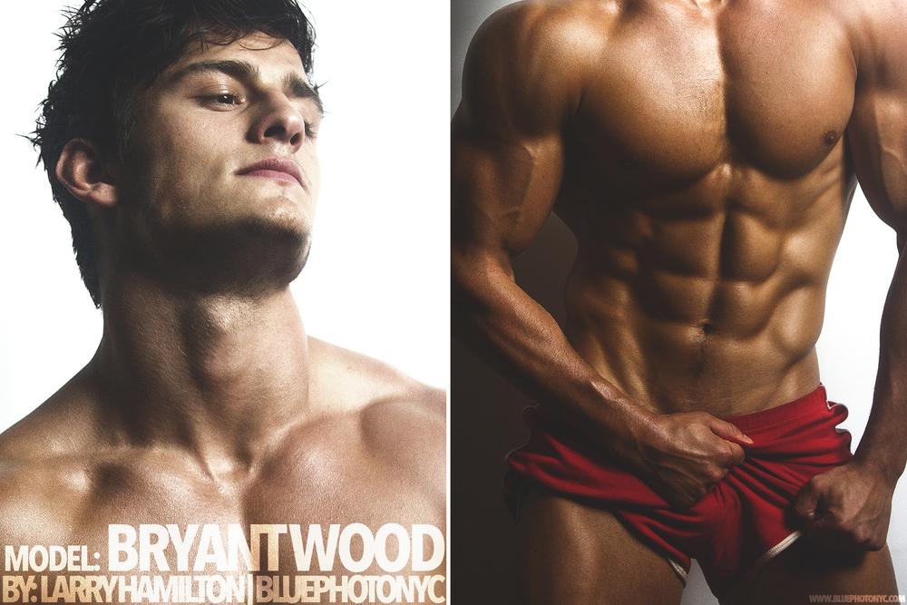 Model: BRYANT WOOD Photographer:LARRY HAMILTON(BLUEPhotography)