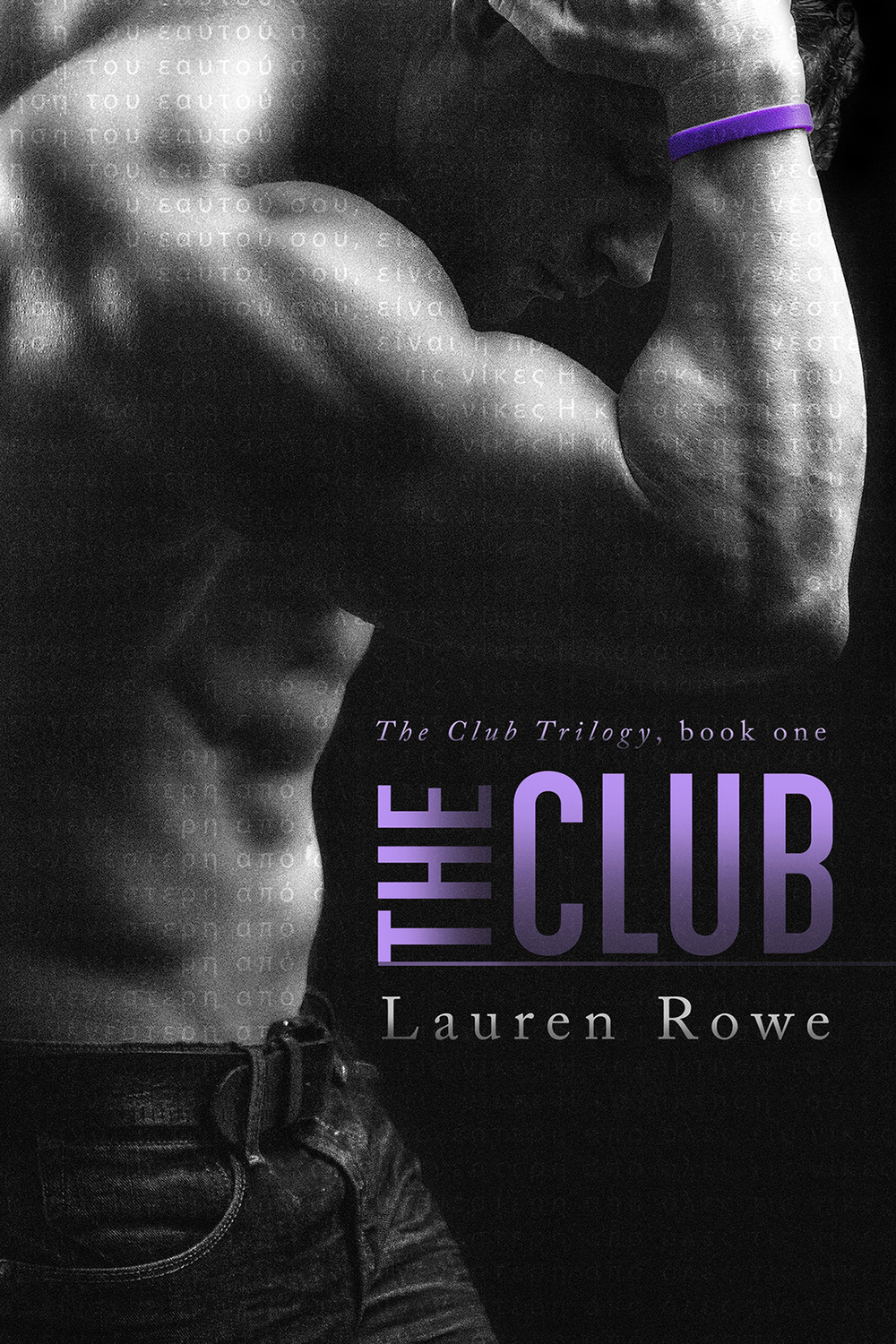 theclubtrilogycover-laurenrowe