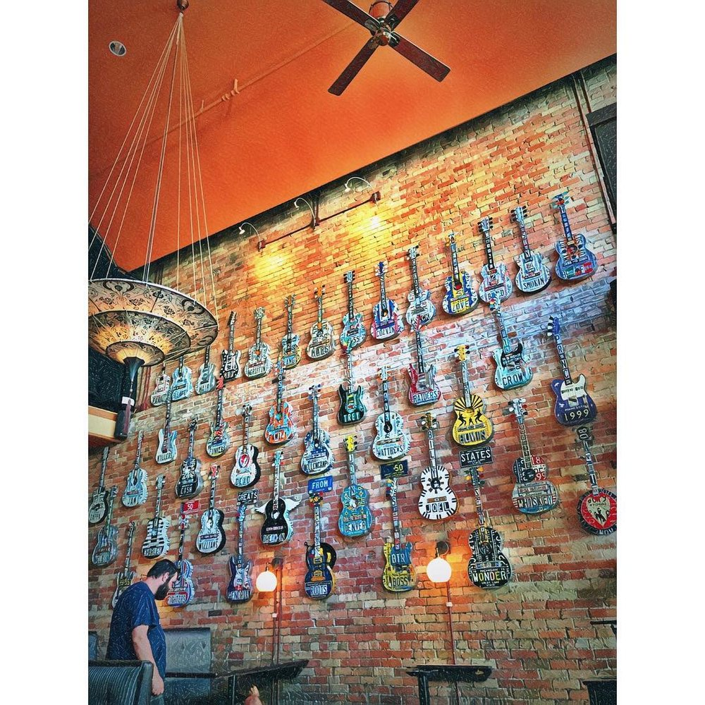 License Plate Guitars in ArtPrize10.jpg