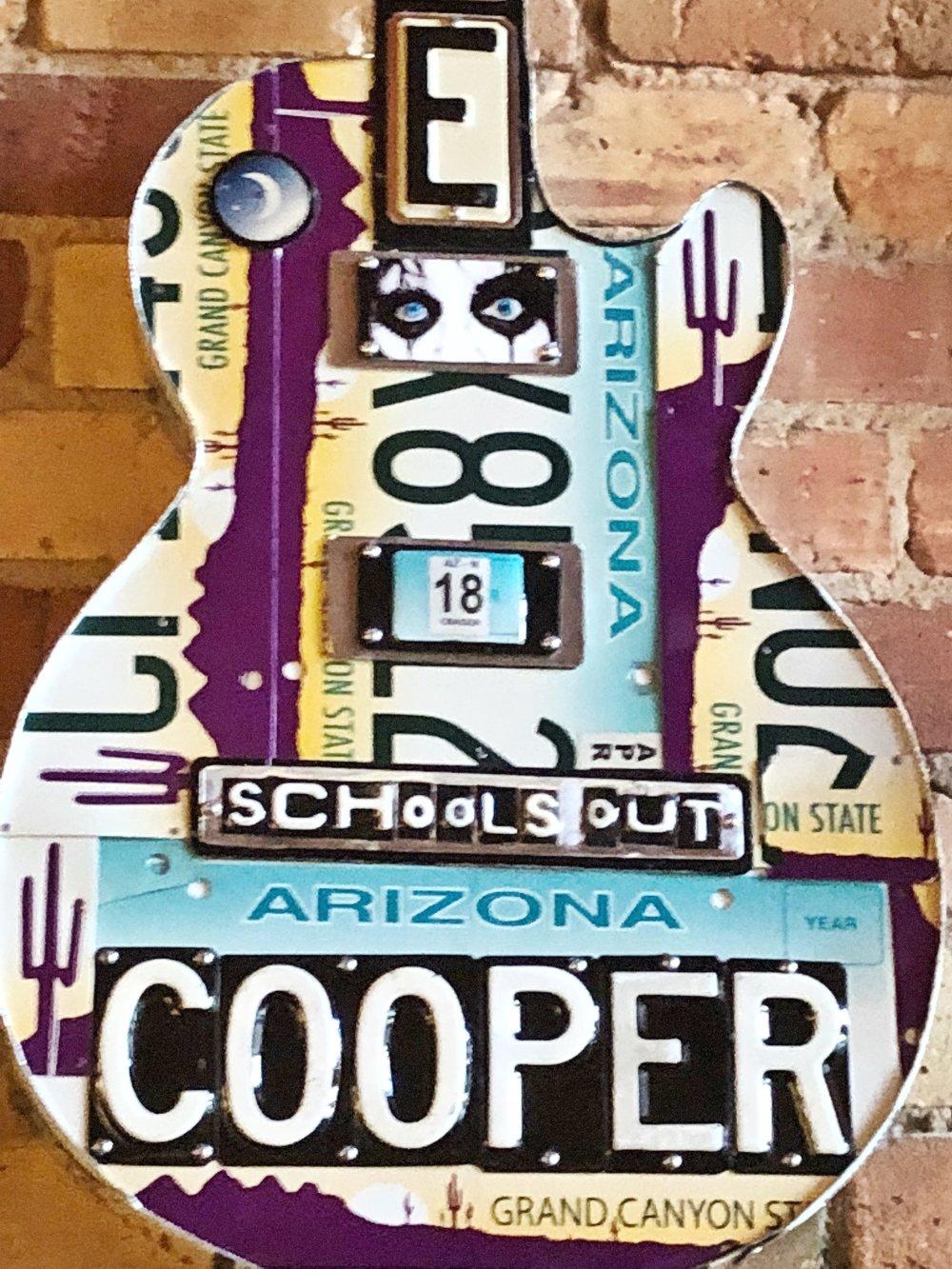 Alice Cooper License Plate Art Rockwell Republic No Flash.JPG