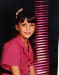 Me, age 9