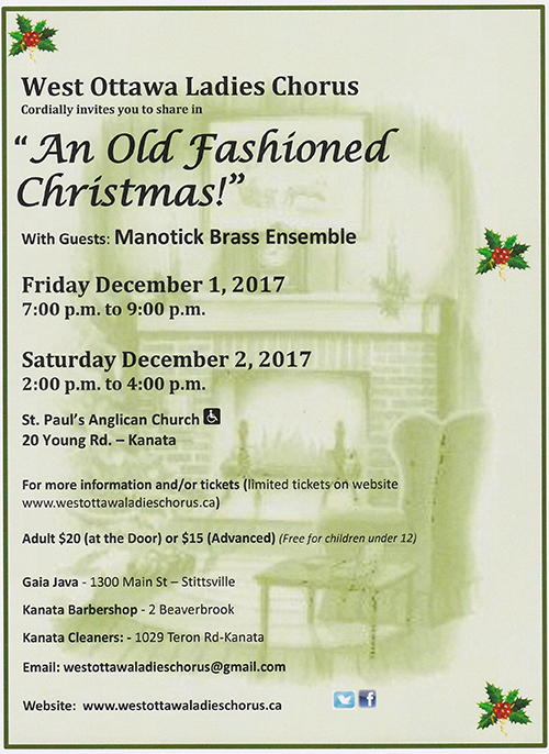 West Ottawa Ladies Chorus 2017 Christmas Concert.jpg