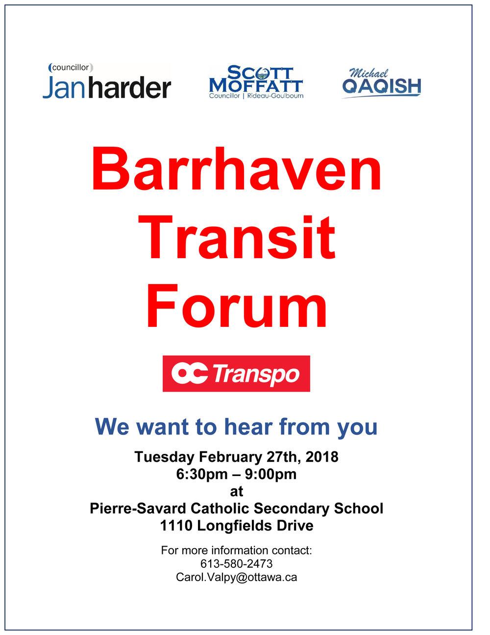 FINAL Barrhaven Transit Forum.jpg