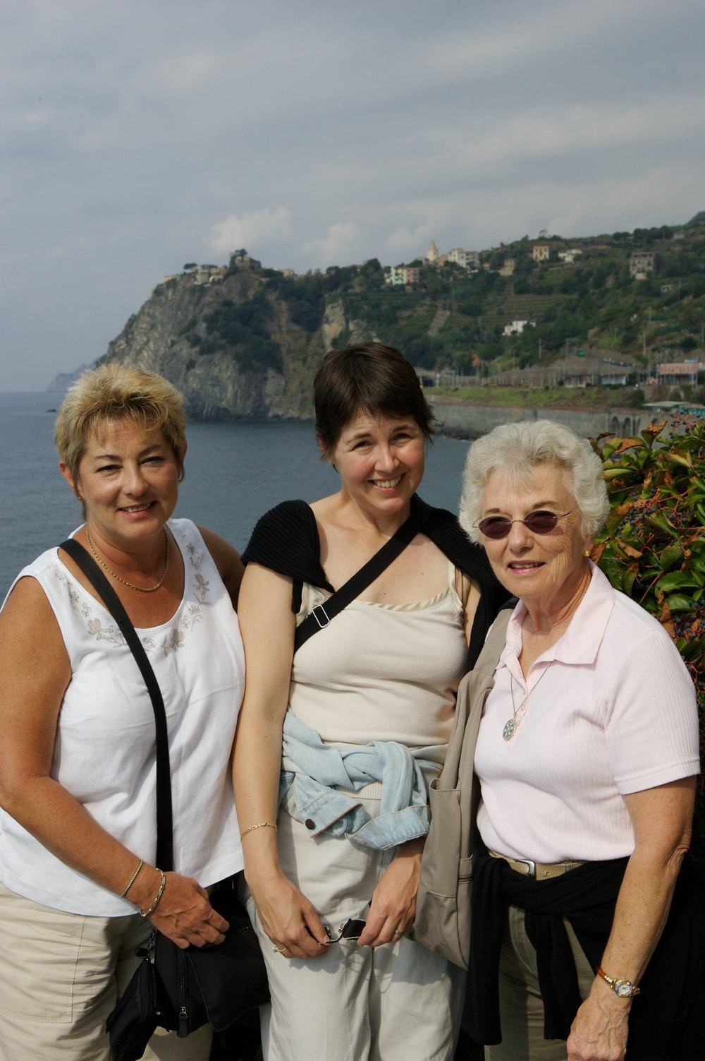 Photos from Vernazza and the Cinque Terre, Italy, September 2004.
