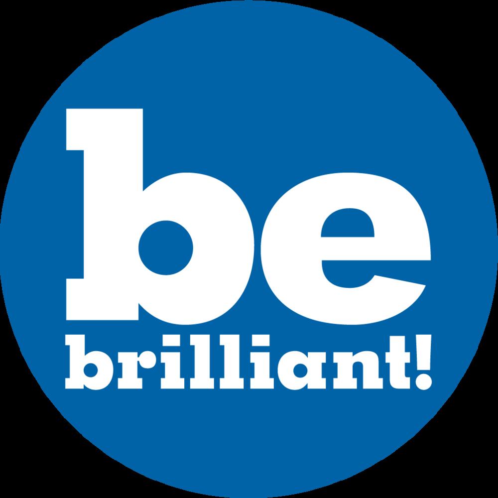 Be Brilliant Marketing Logo