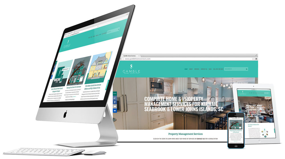 Website redesign by Be Brilliant Marketing