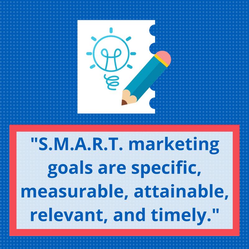 graphic of smart goals