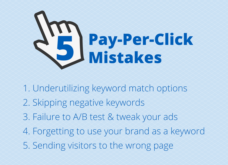Be-Brilliant-Pay-Per-Click-Mistakes