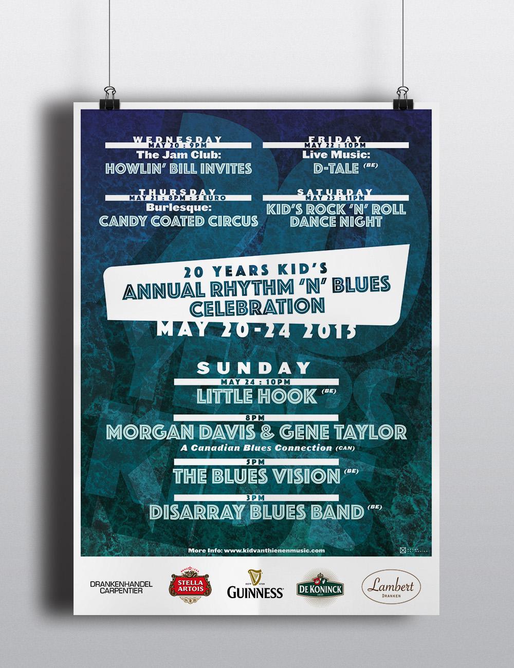 Annual Blues Celebration