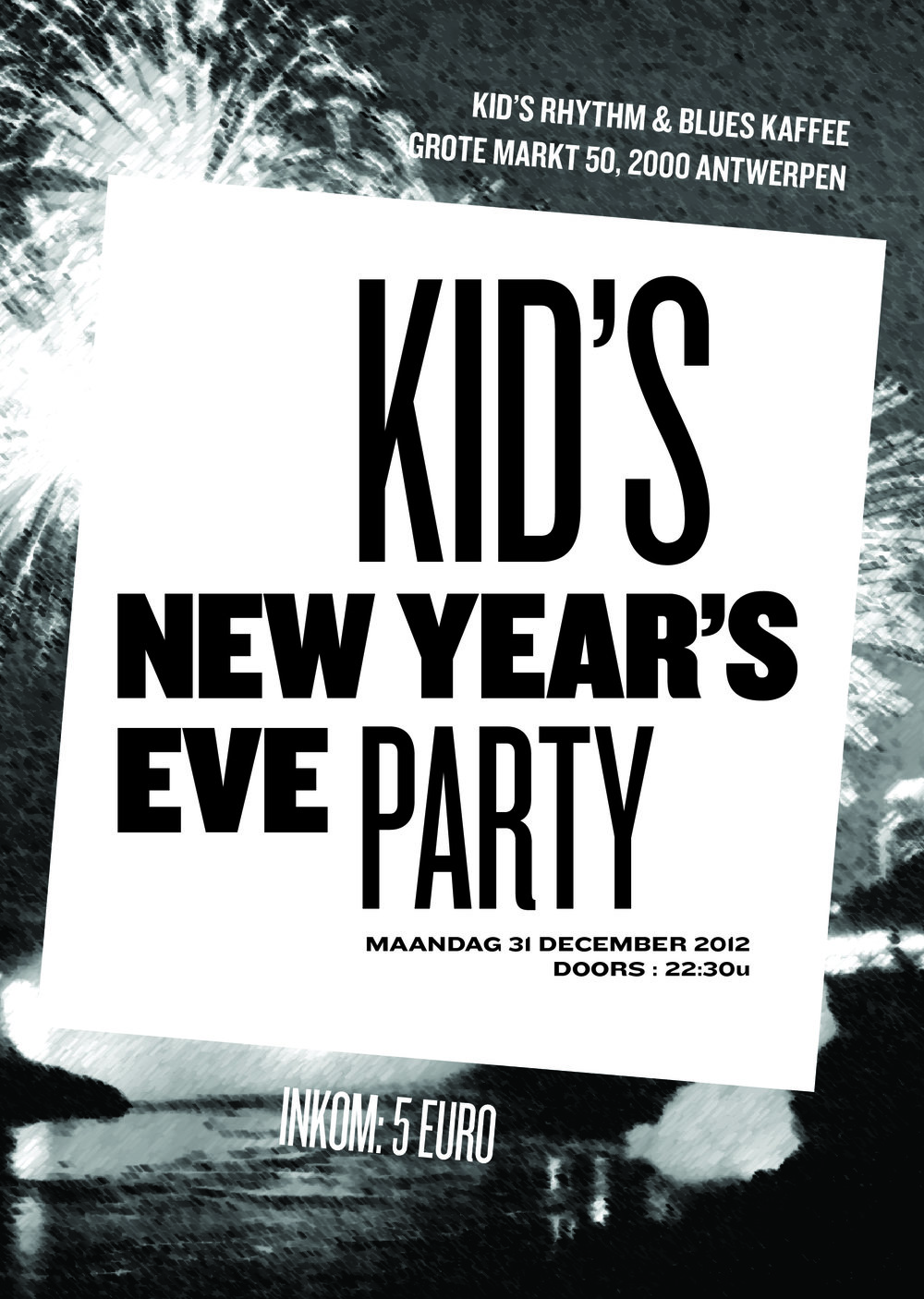 New Year's Eve Party 2012