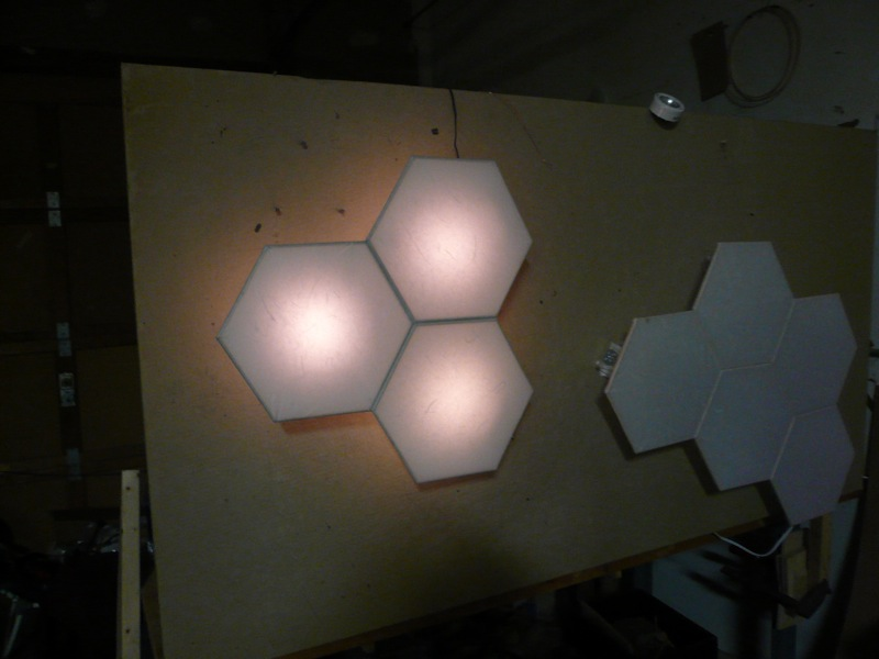 Prototyping panel mounts