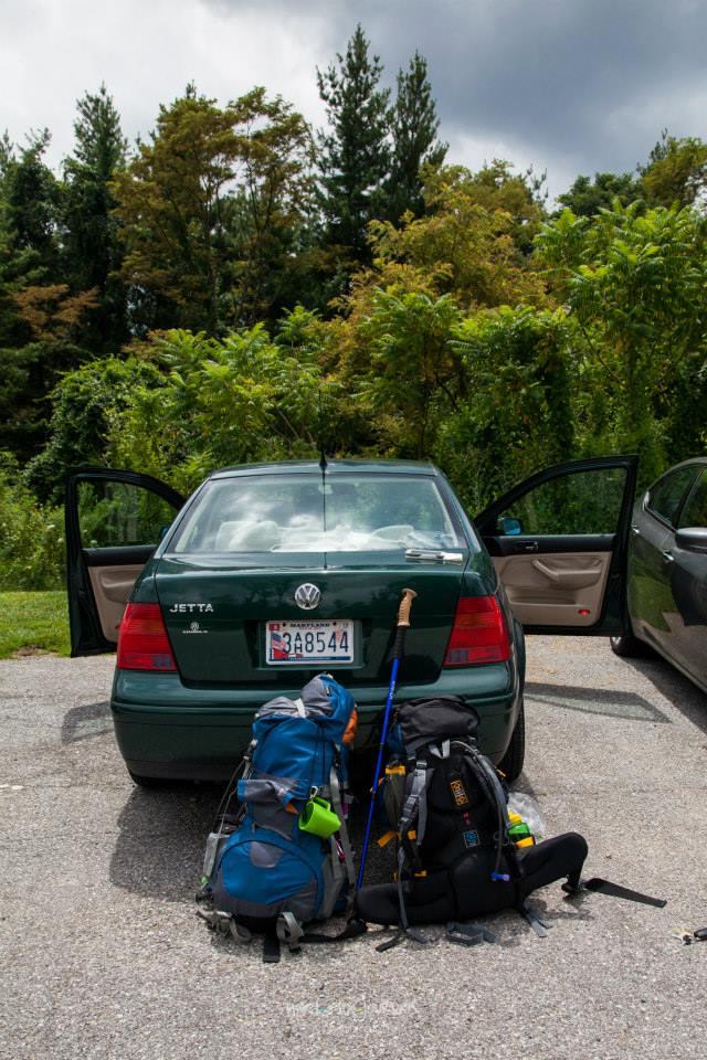 appalachian trail hiking backpacking photography mary ella jourdak wedding family infant photography camping travel