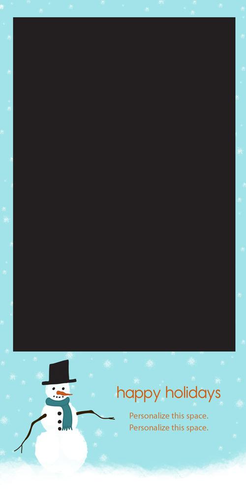SNOWMAN - Vertical