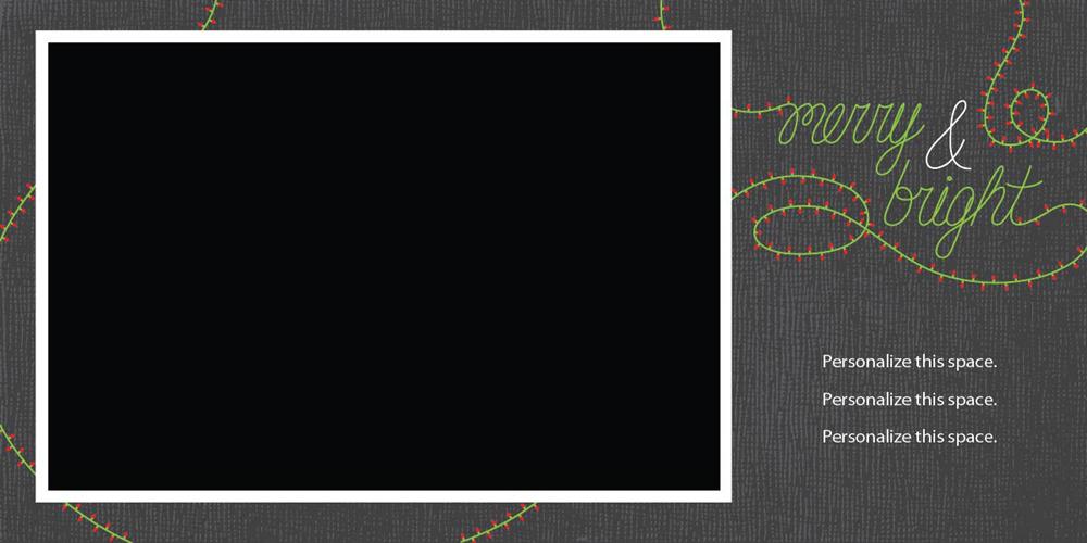 MERRY & BRIGHT - Horizontal