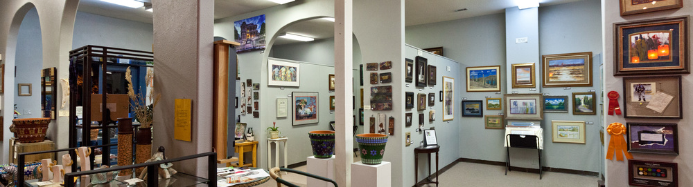 Spaces in the Gallery