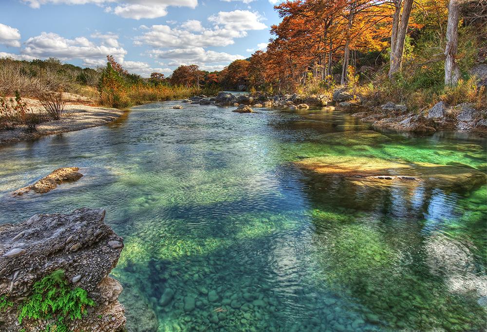 Frio River Emerald Pools