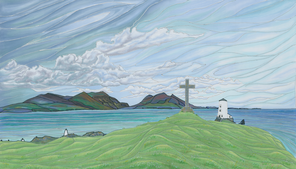 Love And Peace - St Dwynwen's Island, Wales.jpg