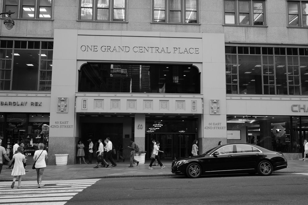 One Grand Central Place
